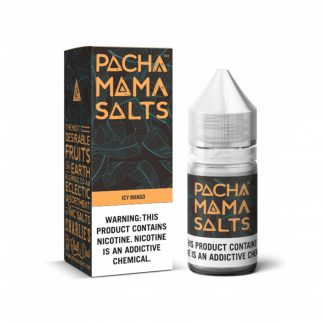 Pacha Mama Salts Icy Mango The Vapour Room The Vape Shop Online The Vapour Room Portmsouth