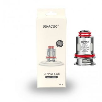 Smok RPM 2 coils from The Vape Shop Online The Vapour Room Portsmouth