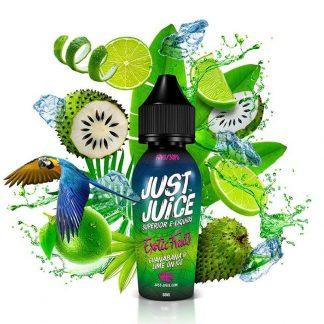 The Vapour Room Just Juice Exotic Fruits e-liquids