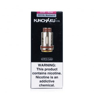 Uwell Nunchaku coils at The Vapour Room Portsmouth's online vape store - The Vape Shop Online