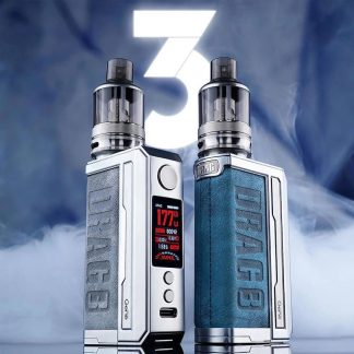 Voopoo Drag 3 at The Vape Shop Online brought to you by The Vapour Room Portsmouth
