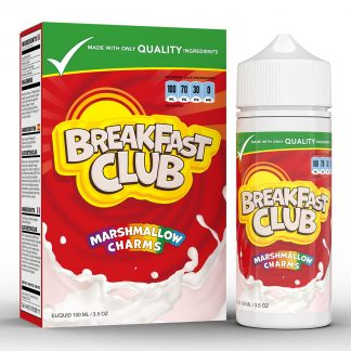 Breakfast Club e liquid Marshmallow Charms at The Vapour Room Portsmouth
