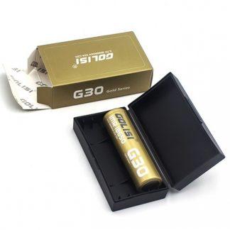 Golisi g30 18650 batteries