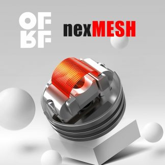 OFRF nexmesh coils The Vapour Room Portsmouth