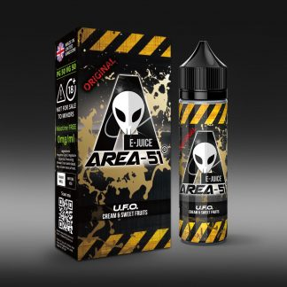 Area 51 e liquid at The Vapour Room Portsmouth